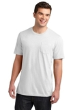 Young Men's Very Important Tee With Pocket White Thumbnail