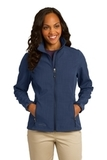 Women's Eddie Bauer Shaded Crosshatch Soft Shell Jacket Blue Thumbnail
