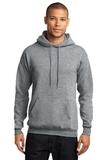 7.8-oz Pullover Hooded Sweatshirt Athletic Heather Thumbnail