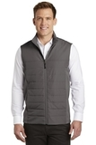 Collective Insulated Vest Graphite Thumbnail