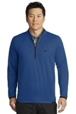 Nike Golf Therma-FIT Textured Fleece 1/2-Zip Blue Jay Thumbnail