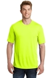 Sport-Tek PosiCharge Competitor Cotton Touch Tee Neon Yellow Thumbnail