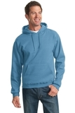 Pullover Hooded Sweatshirt Columbia Blue Thumbnail