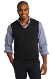 Sweater Vest Black Thumbnail