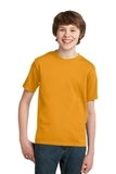 Youth Essential T-shirt Gold Thumbnail