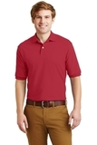 Spotshield 5.6-ounce Jersey Knit Polo Shirt True Red Thumbnail