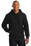 Super Heavyweight Pullover Hooded Sweatshirt Black Thumbnail