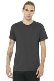 BELLACANVAS Unisex Jersey Short Sleeve Tee Asphalt Thumbnail