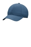 Nike Golf Dri-FIT Tech Cap Navy with White Thumbnail