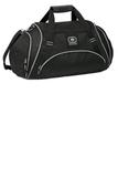 OGIO Crunch Duffel Bag Black Thumbnail