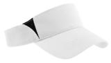 Dry Zone Colorblock Visor White with Black Thumbnail