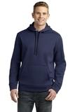 Sport-tek Repel Hooded Pullover True Navy Thumbnail
