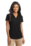 Women's Dry Zone Grid Polo Black Thumbnail