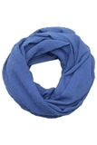 Edwards Mini Mesh Infinity Scarf Womens French Blue Thumbnail