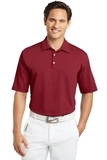 Nike Golf Shirt Nike Sphere Dry Diamond Varsity Red Thumbnail