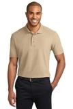 Stain-resistant Polo Shirt Stone Thumbnail