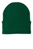 Knit Cap Athletic Green Thumbnail