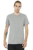 BELLACANVAS Unisex Jersey Short Sleeve Tee Silver Thumbnail