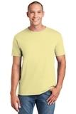 Softstyle Ring Spun Cotton T-shirt Cornsilk Thumbnail