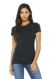 BELLACANVAS Women's The Favorite Tee Dark Grey Heather Thumbnail