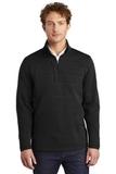 Eddie Bauer Sweater Fleece 1/4-Zip Black Thumbnail