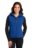 Women's Value Fleece Vest True Royal Thumbnail