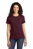 Women's Essential T-shirt Athletic Maroon Thumbnail
