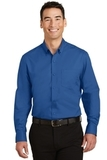 SuperPro Twill Shirt True Blue Thumbnail