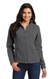 Women's Value Fleece Jacket Iron Grey Thumbnail
