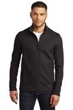 OGIO Grit Fleece Jacket Blacktop Thumbnail