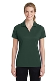 Women's Sport-Tek PosiCharge RacerMesh Polo Dark Forest Green Thumbnail