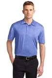 Sport-Tek Heather Contender Polo True Royal Heather Thumbnail