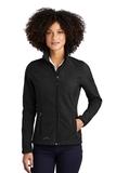 Women's Eddie Bauer Shaded Crosshatch Soft Shell Jacket Black Thumbnail