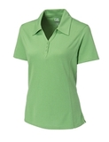 Women's Cutter & Buck DryTec Extended Sizes Championship Polo Shirt Sea Green Thumbnail