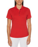 Jack Nicklaus Ladies Classic Performance Polo Salsa Red Thumbnail