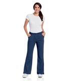 Alexis Comfort Elastic Waist Pant Navy Thumbnail