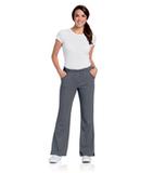 Alexis Comfort Elastic Waist Pant Steel Grey Thumbnail