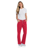All Day Full Elastic Cargo Pant True Red (TRMST) Thumbnail