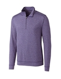 Men's Shoreline 1/2-Zip College Purple Thumbnail