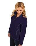 Antigua Women's Ice Jacket Dark Purple with Steel Thumbnail