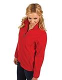 Antigua Women's Ice Jacket Dark Red Thumbnail