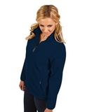 Antigua Women's Ice Jacket Navy Thumbnail