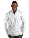Antigua Men's Tempo Pullover White with Silver Thumbnail