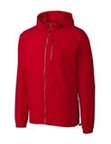 Men's Cutter & Buck Anderson Full Zip Jacket Red Thumbnail