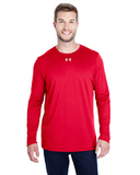 Under Armour Men's Long-Sleeve Locker Tee 2.0 Red Thumbnail