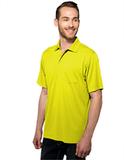 Vital Pocket Polo Lime Green Thumbnail