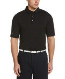 Jack Nicklaus Men's Classic Performance Polo Caviar Thumbnail