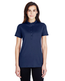 Women's Under Armour Corporate Performance Polo 2.0 Midnight Navy Thumbnail