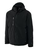 Men's Cutter & Buck WeatherTec Sanders Jacket Black Thumbnail