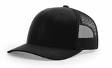 R-FLEX ADJUSTABLE TRUCKER Black Thumbnail